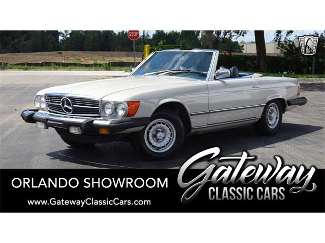 1977 Mercedes-Benz 450SL (CC-1362195) for sale in O'Fallon, Illinois