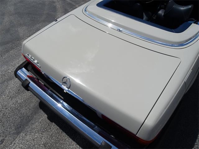 1977 Mercedes-Benz 450SL (CC-1362195) for sale in O'Fallon, Illinois