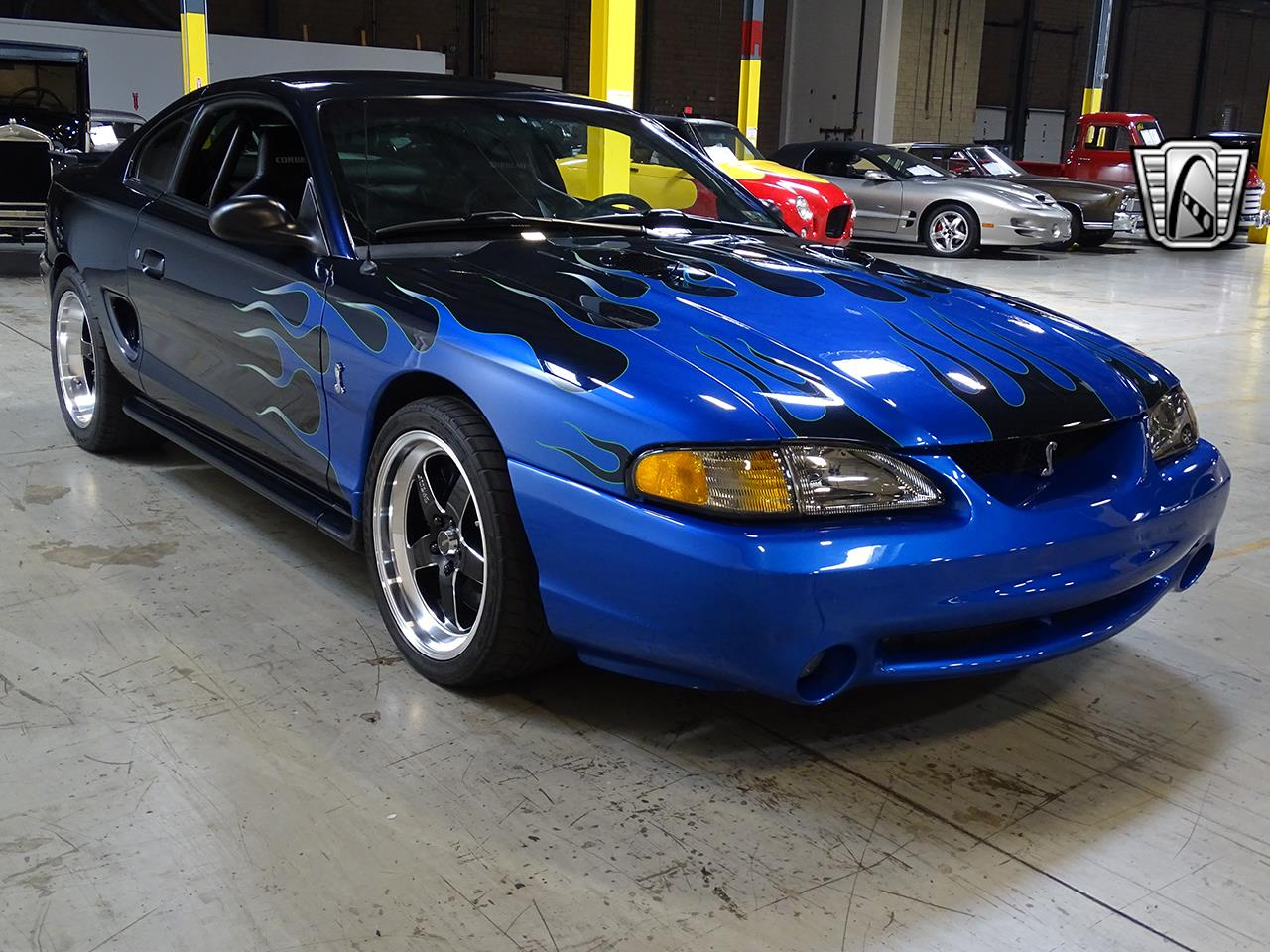 1996 Ford Mustang (CC-1362196) for sale in O'Fallon, Illinois