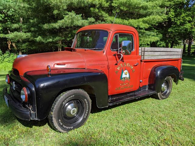 1954 International R110 (CC-1362203) for sale in New Concord, Ohio