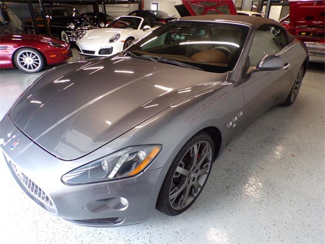 2015 Maserati GranTurismo (CC-1360222) for sale in Boca Raton, Florida