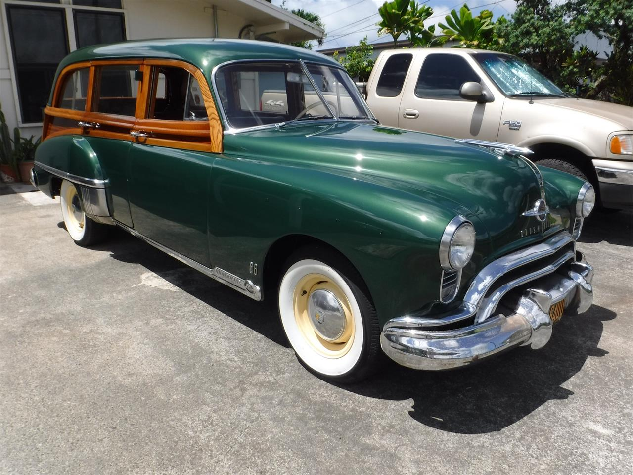 1949 Oldsmobile Futuramic 88 (CC-1362223) for sale in Huntington Beach , California