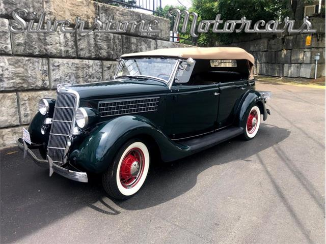 1935 Ford Phaeton (CC-1362236) for sale in North Andover, Massachusetts