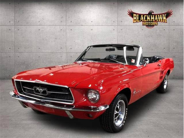 1967 Ford Mustang (CC-1360224) for sale in Gurnee, Illinois