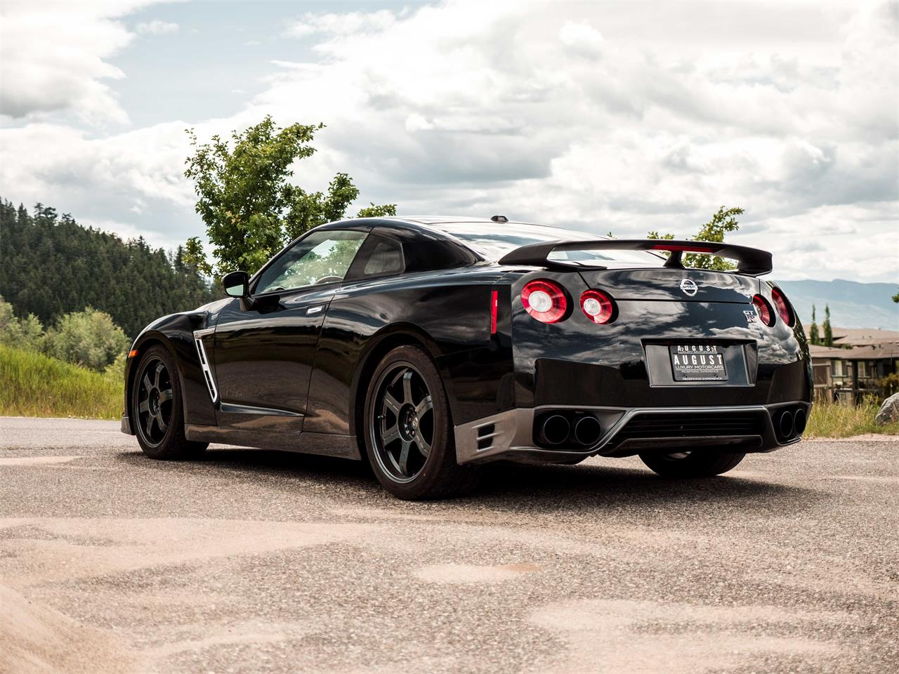2016 Nissan GT-R (CC-1362240) for sale in Kelowna, British Columbia