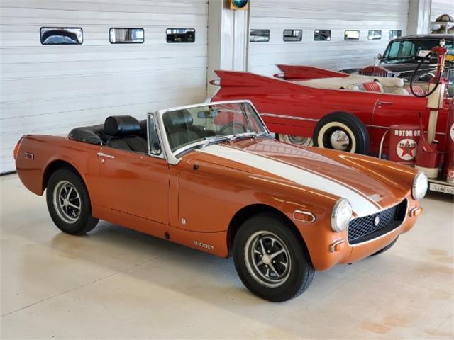 1972 MG Midget (CC-1362260) for sale in Columbus, Ohio