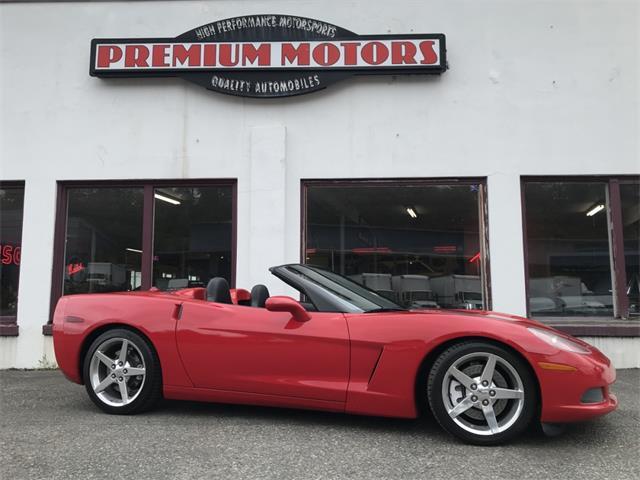 2005 Chevrolet Corvette (CC-1362286) for sale in Tocoma, Washington