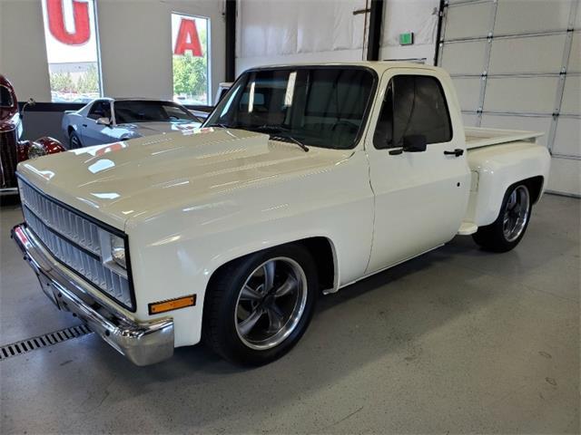 1982 Chevrolet Pickup (CC-1362288) for sale in Bend, Oregon