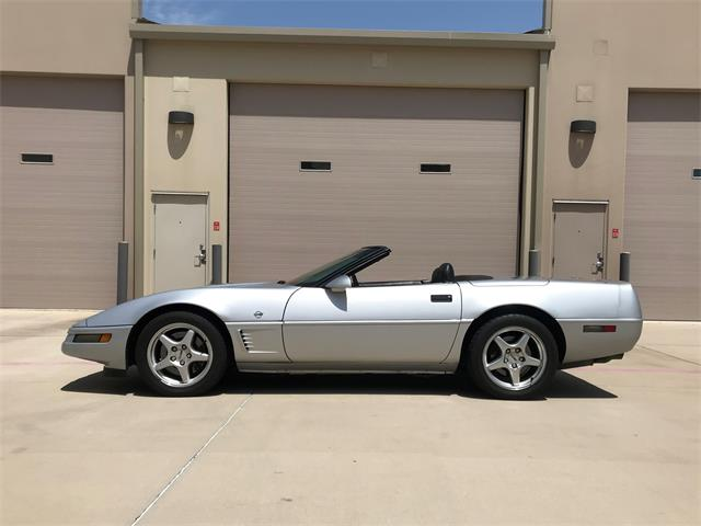 1996 Chevrolet Corvette C4 (CC-1362291) for sale in Rowlett, Texas