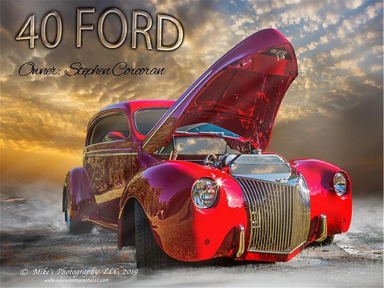 1940 Ford 2-Dr Sedan (CC-1362301) for sale in Dayton, Ohio