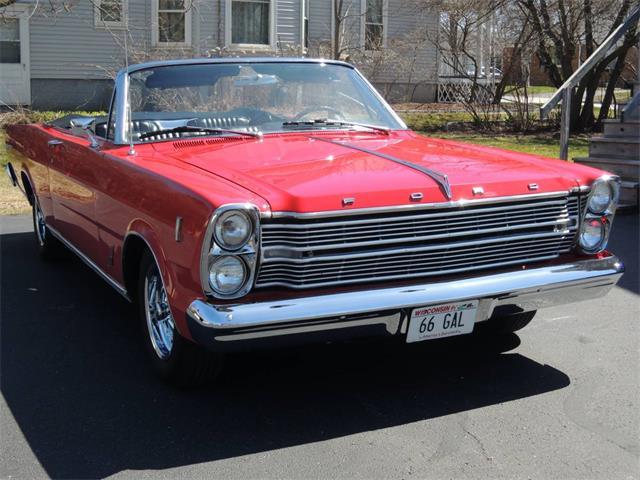 1966 Ford Galaxie 500