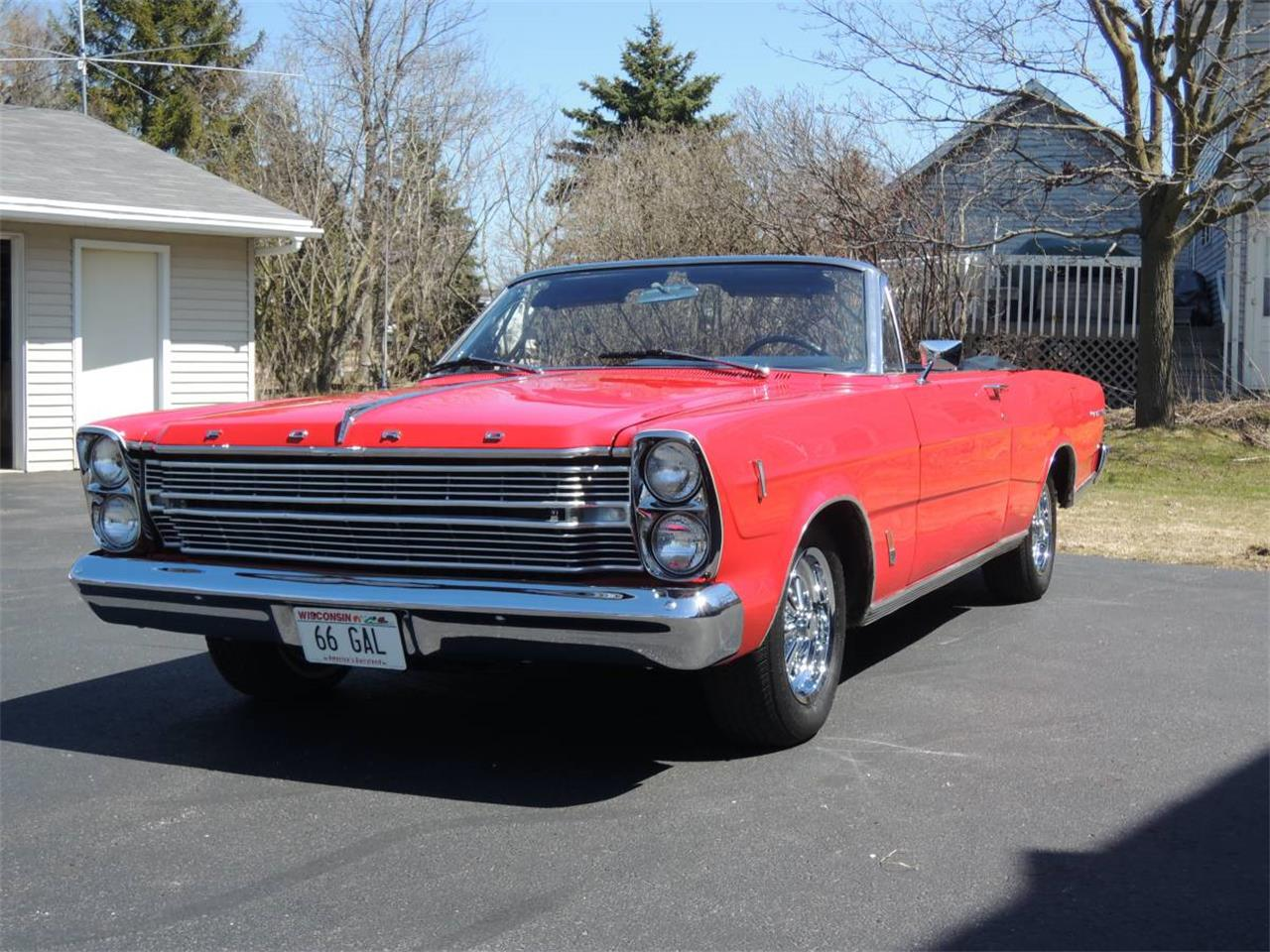 1966 Ford Galaxie 500 (CC-1362303) for sale in Denmark, Wisconsin
