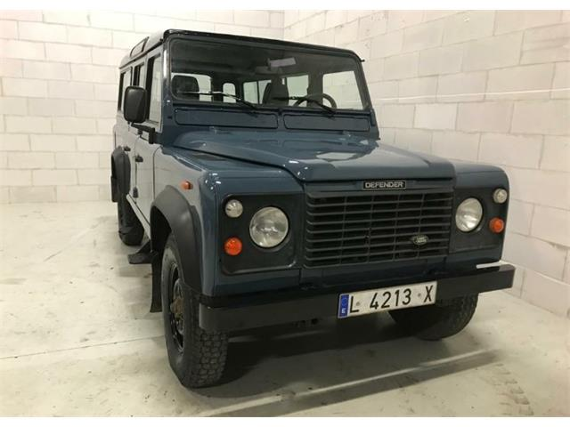 1994 Land Rover Defender (CC-1362307) for sale in Malaga , Malaga