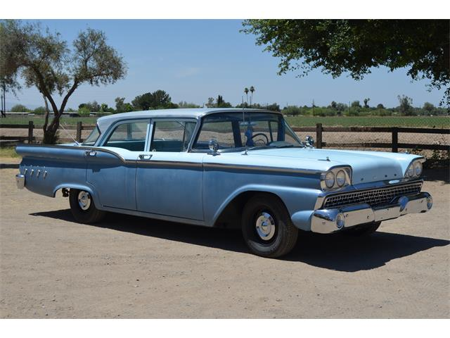 1959 Ford Custom 300 (CC-1362312) for sale in Laveen, Arizona