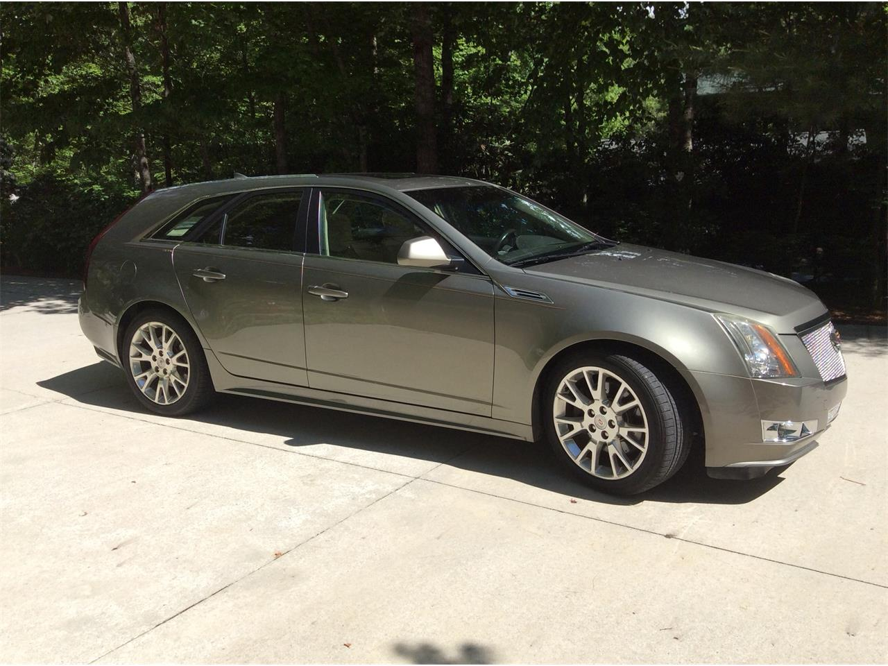 2010 Cadillac CTS (CC-1362320) for sale in Highlands, North Carolina