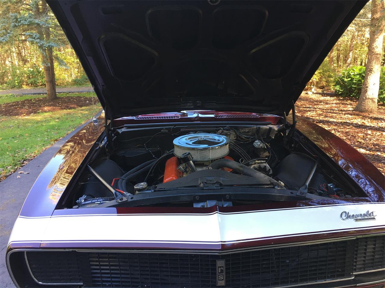 1967 Chevrolet Camaro RS (CC-1362324) for sale in Lansing, Michigan