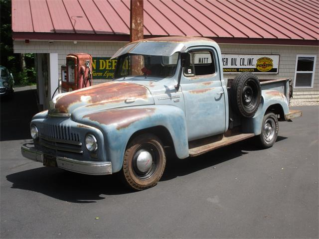 1950 International Harvester Pickup (CC-1362337) for sale in Deep River, Connecticut