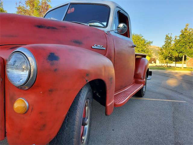 1951 GMC 2500 (CC-1362342) for sale in Springville, Utah