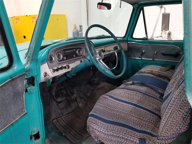 1965 Ford F250 (CC-1362344) for sale in Mapleton, Utah