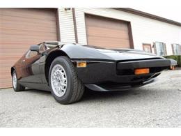 1980 Maserati Merak SS (CC-1362346) for sale in Cadillac, Michigan