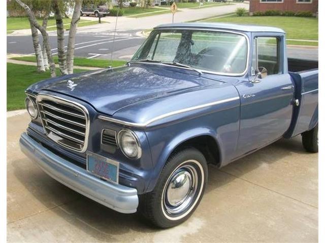 1962 Studebaker Champ (CC-1362349) for sale in Cadillac, Michigan