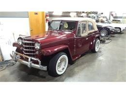 1950 Willys-Overland Jeepster (CC-1362351) for sale in Cadillac, Michigan