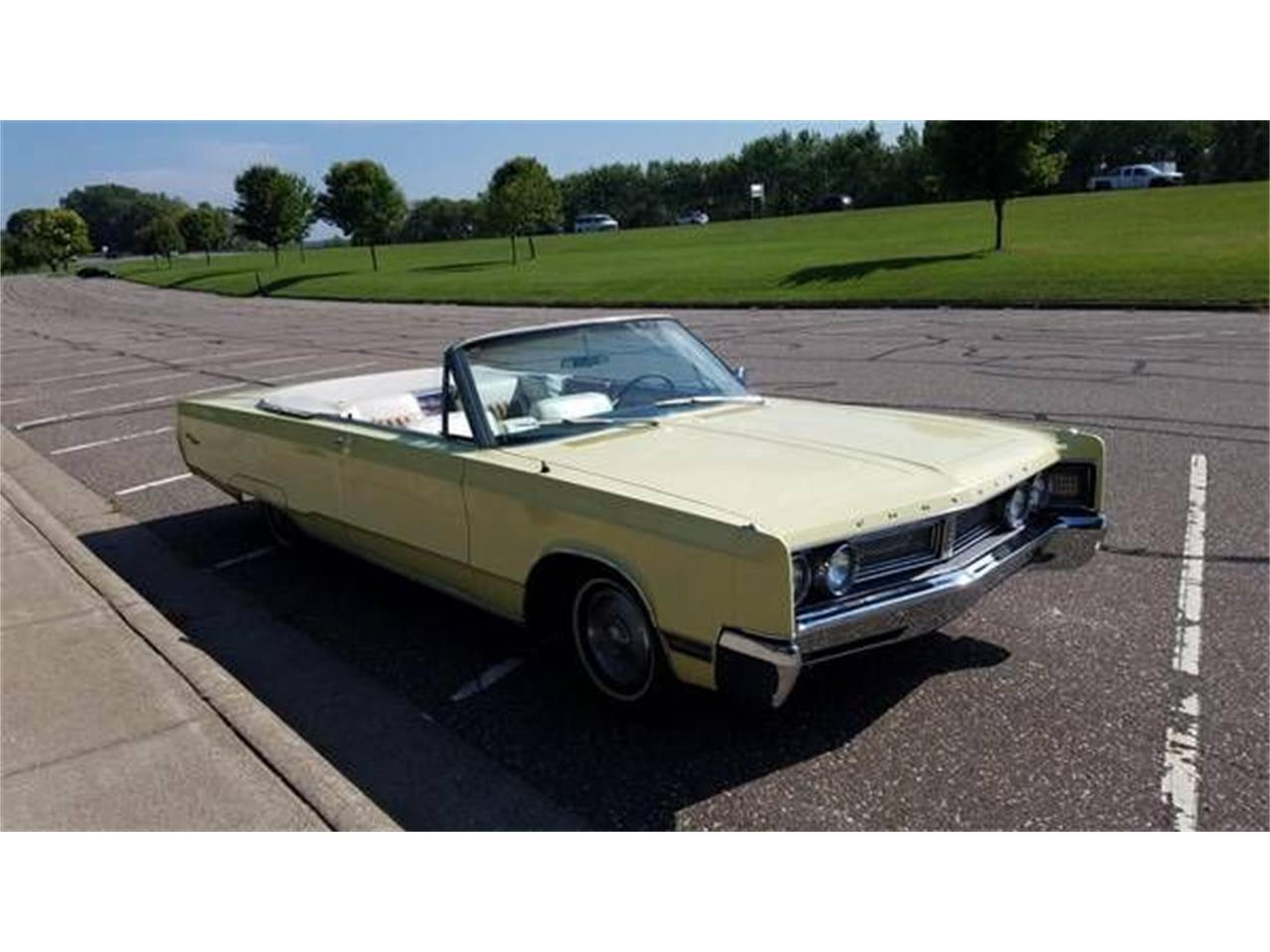 1967 Chrysler Newport (CC-1362353) for sale in Cadillac, Michigan