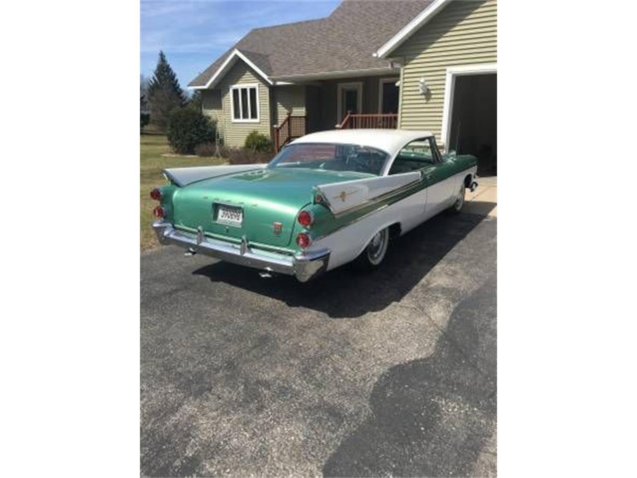 1957 Dodge Custom (CC-1362356) for sale in Cadillac, Michigan
