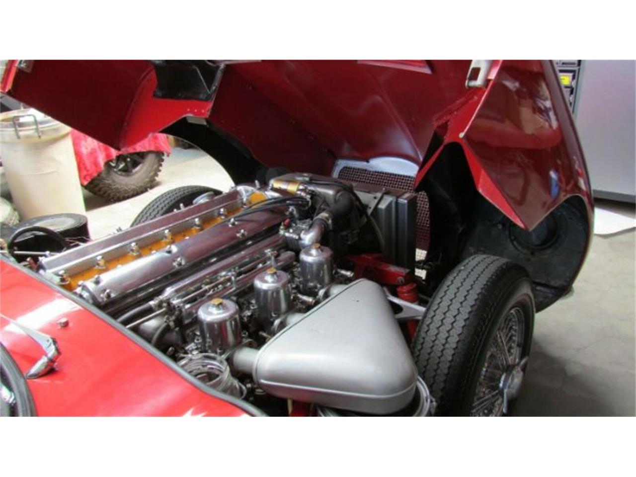 1962 Jaguar XKE (CC-1362358) for sale in Cadillac, Michigan