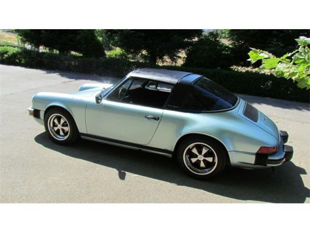 1985 Porsche 911 (CC-1362359) for sale in Cadillac, Michigan