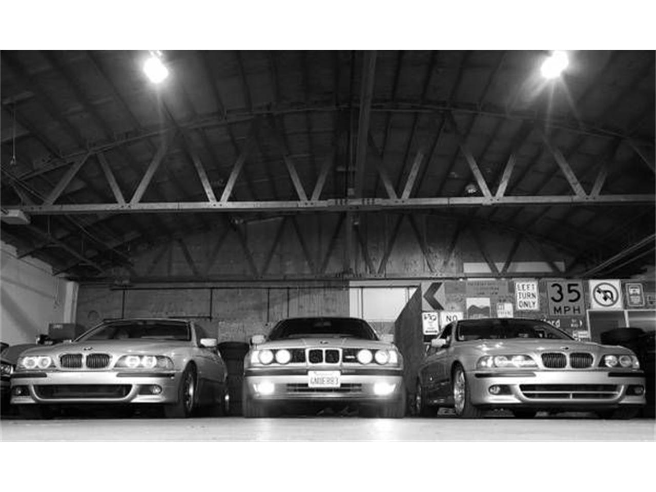 2000 BMW 5 Series (CC-1362361) for sale in Cadillac, Michigan