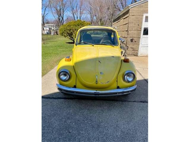 1973 Volkswagen Super Beetle (CC-1362363) for sale in Cadillac, Michigan