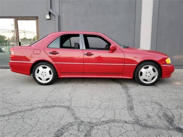 1995 Mercedes-Benz C-Class (CC-1362366) for sale in Cadillac, Michigan