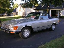 1973 Mercedes-Benz 350SL (CC-1362368) for sale in Cadillac, Michigan