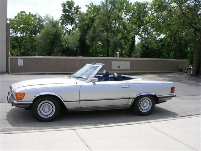 1973 Mercedes-Benz 350SL (CC-1362368) for sale in Cadillac, Michigan