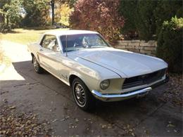 1968 Ford Mustang (CC-1362371) for sale in Cadillac, Michigan