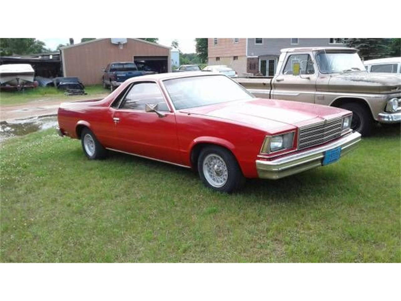 1979 Chevrolet El Camino (CC-1362372) for sale in Cadillac, Michigan