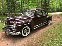 1948 Plymouth Special Deluxe (CC-1362373) for sale in Cadillac, Michigan