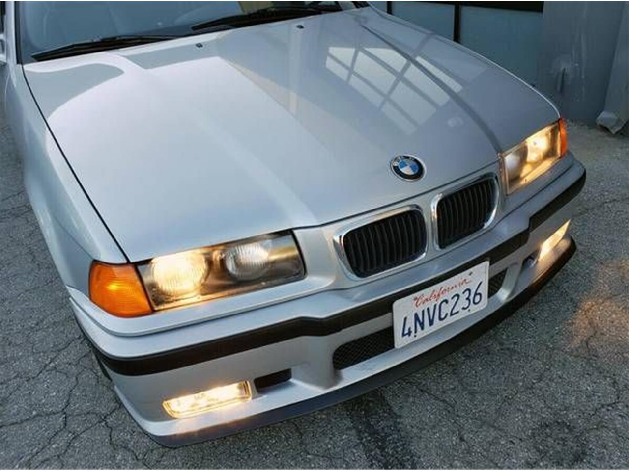 1997 BMW M3 (CC-1362375) for sale in Cadillac, Michigan