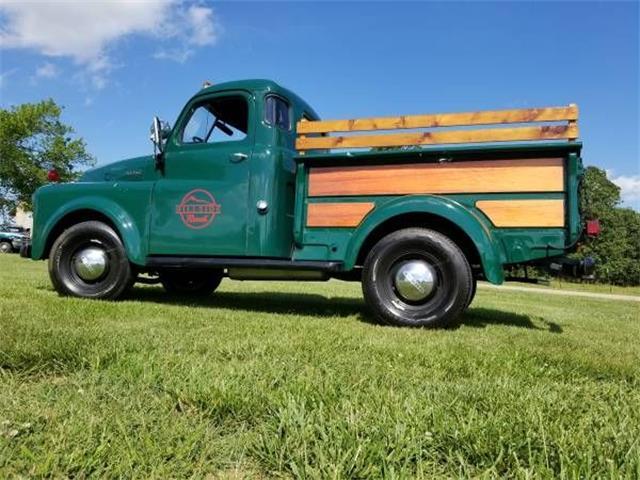 1949 Dodge B1 (CC-1362379) for sale in Cadillac, Michigan