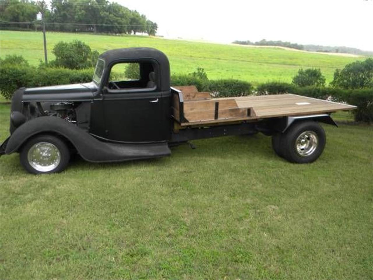 1935 Ford Flatbed Truck (CC-1362380) for sale in Cadillac, Michigan
