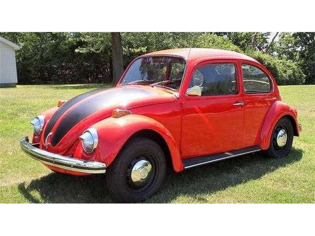 1972 Volkswagen Beetle (CC-1362383) for sale in Cadillac, Michigan