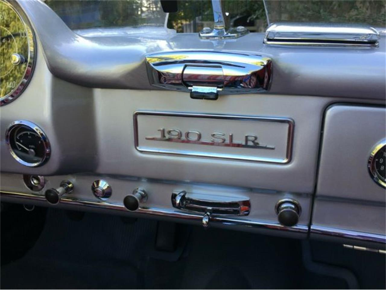 1961 Mercedes-Benz 190SL (CC-1362384) for sale in Cadillac, Michigan