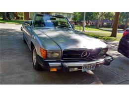 1979 Mercedes-Benz 450SL (CC-1362385) for sale in Cadillac, Michigan