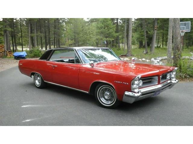 1963 Pontiac Grand Prix (CC-1362386) for sale in Cadillac, Michigan