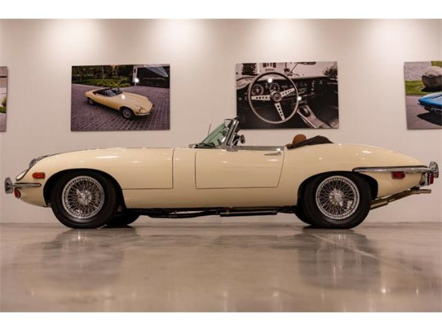 1969 Jaguar E-Type (CC-1362390) for sale in Cadillac, Michigan