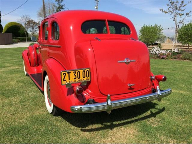 1936 Buick Century (CC-1362400) for sale in Cadillac, Michigan
