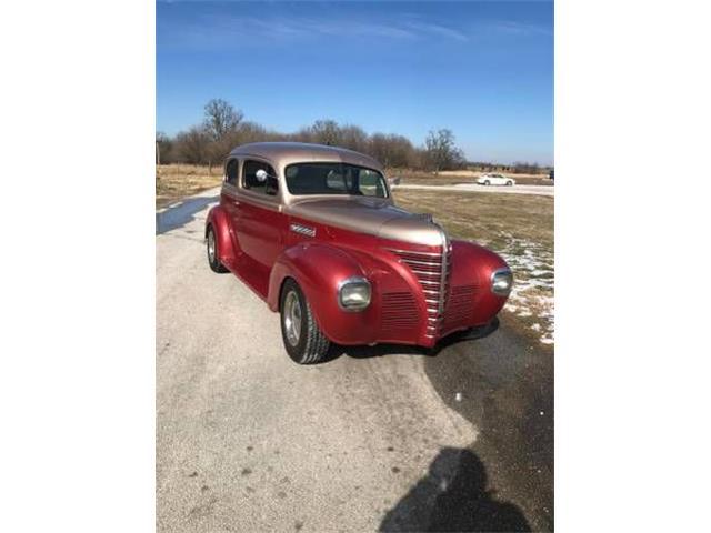 1939 Plymouth Sedan