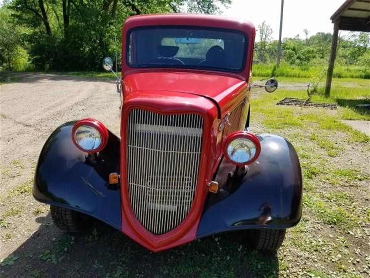 1936 Ford Pickup (CC-1362406) for sale in Cadillac, Michigan