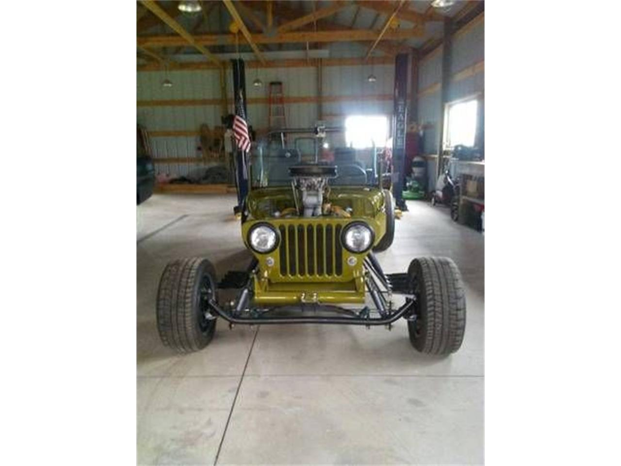 1946 Willys Jeep (CC-1362410) for sale in Cadillac, Michigan